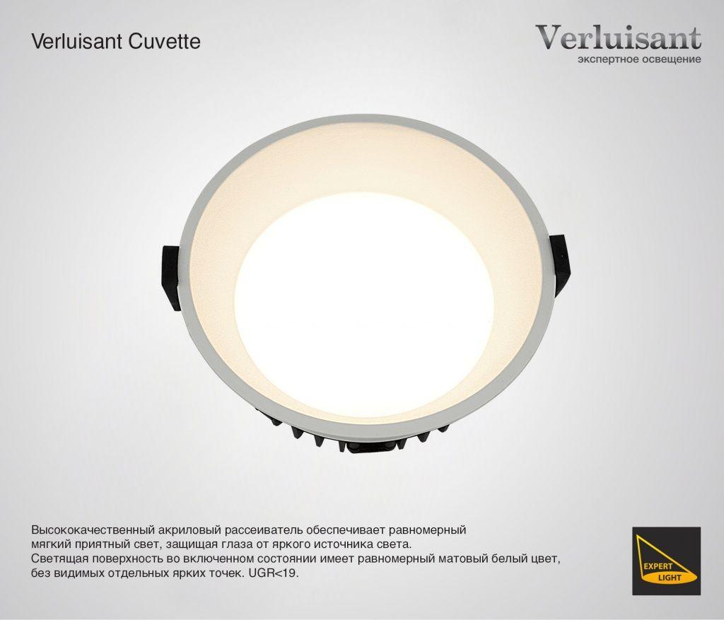 Ровный засвет Cuvette